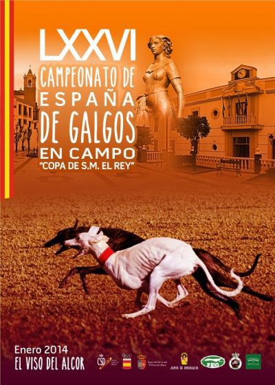 2014 Campeonato de España de Galgos en Campo