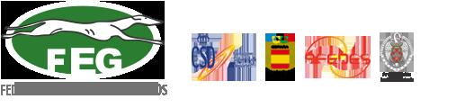 Federación Española de Galgos logos oficiales