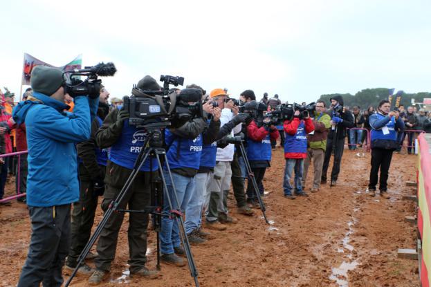 El Campeonato de España de Galgos en televisión