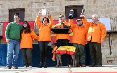 Favorita de Maestro se corona como campeona de España