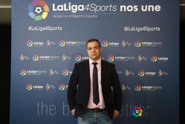 La FEG acude a la presentación de LaLiga4Sports