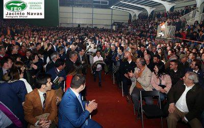 PRESENTACIÓN DEL  LXXXI CAMPEONATO DE ESPAÑA DE GALGOS EN CAMPO