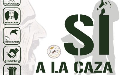 EL 15 DE ABRIL MANIFESTACIONES EN FAVOR DE LA CAZA. Es muy importante tú asistencia!!