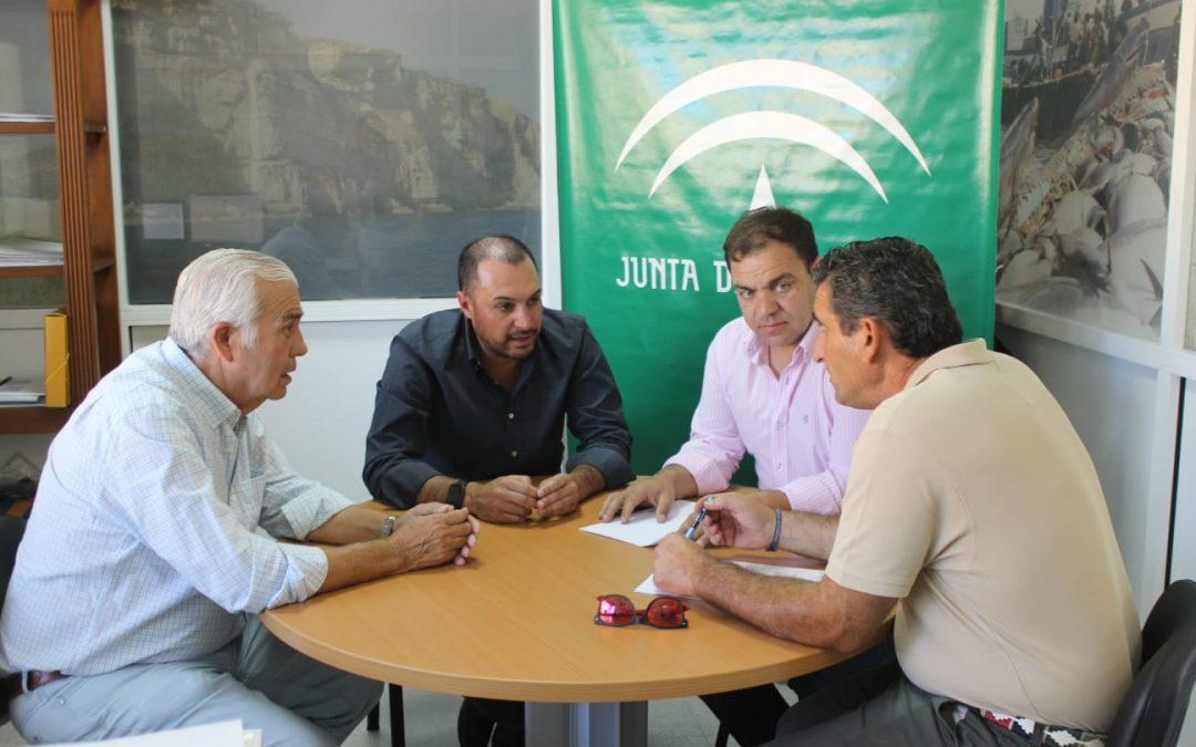 La enfermedad de las liebres reúne a la FEG con la FAG y la Junta de Andalucía.