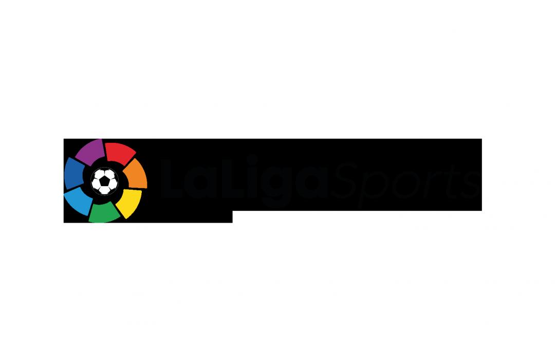 La Liga Sports logo horizontal